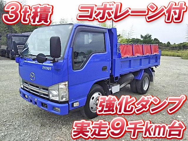 MAZDA Titan Dump TKG-LKR85AD 2014 9,034km_1