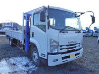 ISUZU Forward Self Loader (With 4 Steps Of Cranes) TKG-FRR90S2 2018 879km_3
