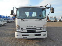 ISUZU Forward Self Loader (With 4 Steps Of Cranes) TKG-FRR90S2 2018 879km_5