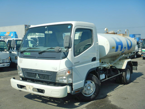 Canter Sprinkler Truck_2