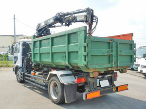 Condor Container Carrier Truck with Hiab_2