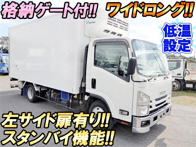 ISUZU Elf Refrigerator & Freezer Truck TPG-NPR85AN 2016 30,585km_1
