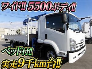 ISUZU Forward Truck (With 4 Steps Of Cranes) 2PG-FRR90S2 2018 9,000km_1