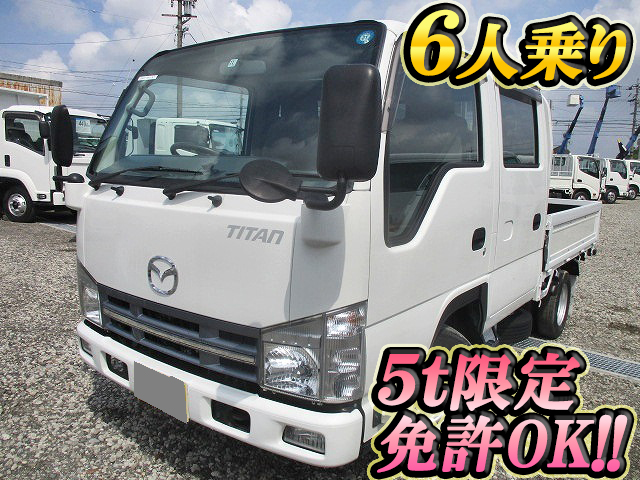 MAZDA Titan Double Cab TKG-LHR85A 2013 29,000km_1