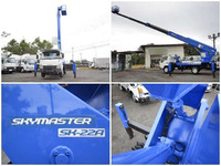 ISUZU Elf Cherry Picker PDG-NKR85YN 2009 -_8