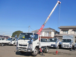 Canter Truck (With Crane)_2