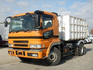 Super Great Container Carrier Truck_2