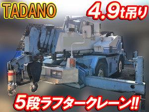 TADANO  Rafter TR80 1993 1,521km_1