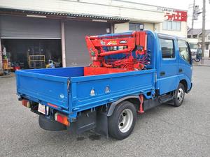 Dutro Double Cab (with crane)_2