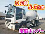 Giga Mixer Truck