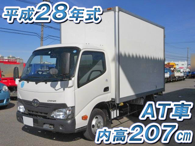 TOYOTA Dyna Panel Van TKG-XZU605 2016 68,085km_1