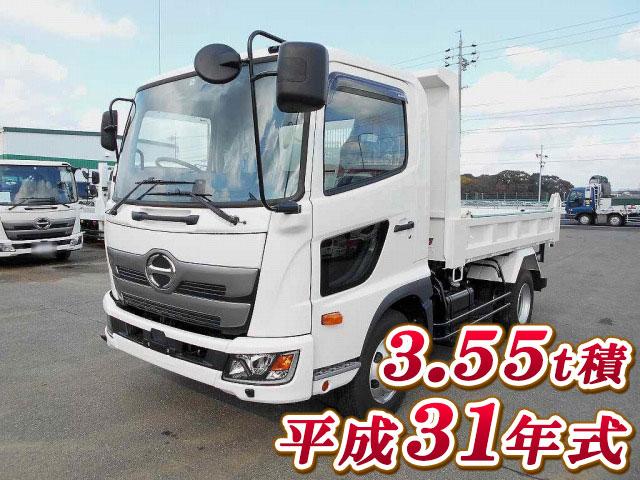 HINO Ranger Dump 2KG-FC2ABA 2019 1,000km_1