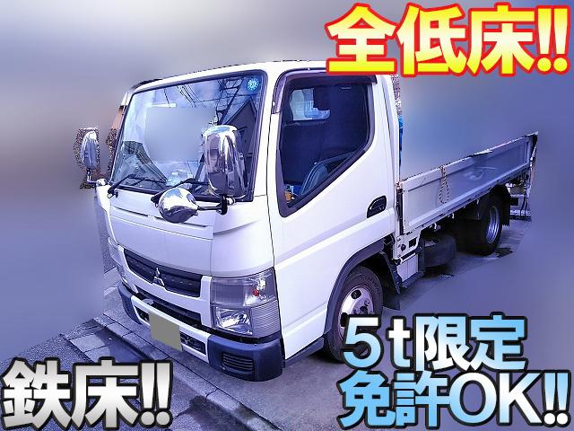 MITSUBISHI FUSO Canter Flat Body TKG-FBA20 2013 159,145km_1