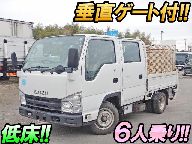 ISUZU Elf Double Cab TKG-NHR85A 2013 72,396km_1