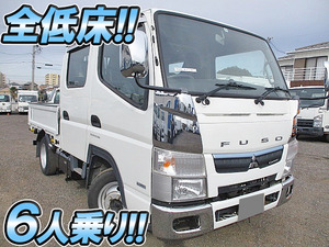 MITSUBISHI FUSO Canter Double Cab TPG-FBA00 2017 48,568km_1