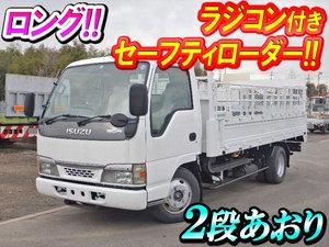 ISUZU Elf Safety Loader KR-NKR81LAV 2003 98,644km_1