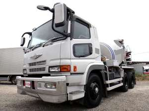 Super Great Mixer Truck_1