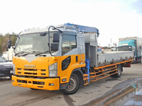 ISUZU Forward Truck (With 3 Steps Of Cranes) PKG-FSR34S2 2008 365,455km_3