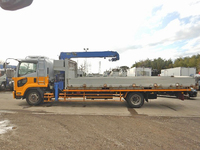 ISUZU Forward Truck (With 3 Steps Of Cranes) PKG-FSR34S2 2008 365,455km_5