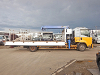 ISUZU Forward Truck (With 3 Steps Of Cranes) PKG-FSR34S2 2008 365,455km_7