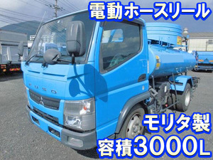 Canter Vacuum Truck_1