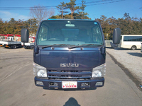 ISUZU Elf Live Fish Carrier Truck SKG-NKR85A 2012 261,814km_7