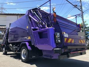Fighter Garbage Truck_2
