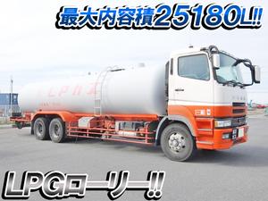 MITSUBISHI FUSO Super Great Tank Lorry KL-FU54JYZ 2003 1,187,000km_1