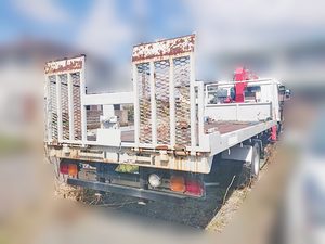 Forward Safety Loader (With 4 Steps Of Cranes)_2