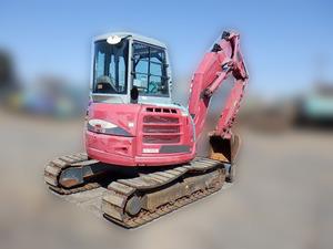 YANMAR Mini Excavator_2