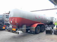 UD TRUCKS Big Thumb Tank Lorry KL-CD48L 2005 500,000km_2