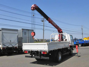 Elf Truck (With 4 Steps Of Cranes)_2