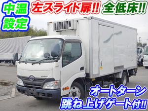 TOYOTA Dyna Refrigerator & Freezer Truck SKG-XZU655 2011 -_1