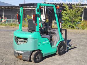 MITSUBISHI HEAVY INDUSTRIES Forklift_2