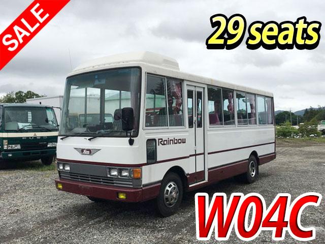 HINO Rainbow Micro Bus P-RB145AA 1987 60,933km_1