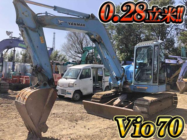 YANMAR  Excavator VIO70-3 2006 4,279h_1