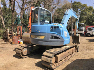 YANMAR Excavator_2