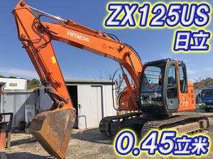 HITACHI  Excavator ZX125US 2008 500.0h_1