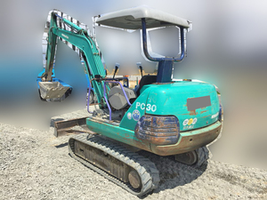 KOMATSU Excavator_2