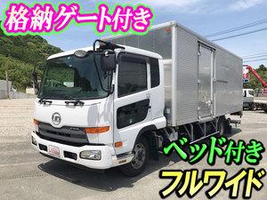 UD TRUCKS Condor Aluminum Van TKG-MK38L 2015 169,857km_1