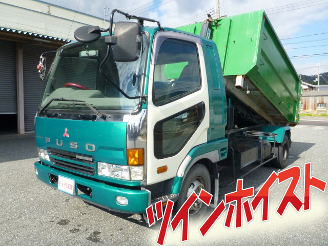 MITSUBISHI FUSO Fighter Arm Roll Truck KK-FK61HG 2000 413,836km_1