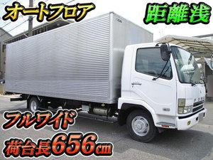 Fighter Aluminum Van_1