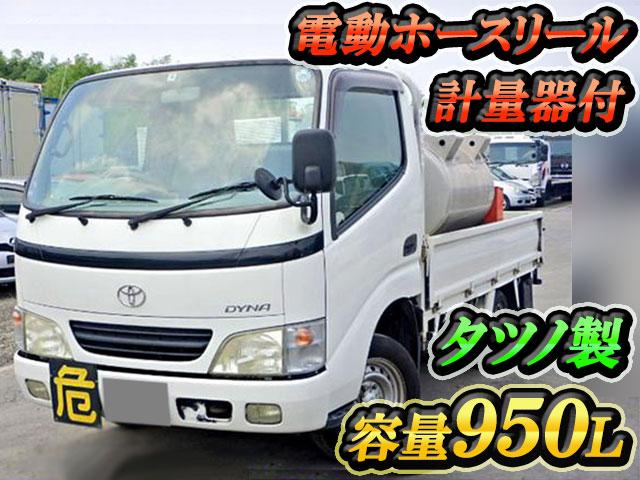 TOYOTA Dyna Tank Lorry GE-RZY220 2003 74,512km_1
