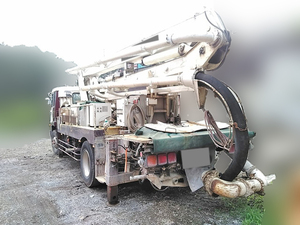 Great Concrete Pumping Truck_2
