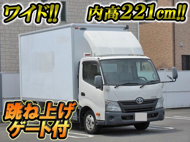 TOYOTA Dyna Panel Van SKG-XZU700 2012 156,795km_1