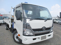 TOYOTA Dyna Truck (With 4 Steps Of Cranes) TKG-XZU730 2013 20,500km_3