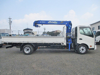 TOYOTA Dyna Truck (With 4 Steps Of Cranes) TKG-XZU730 2013 20,500km_5
