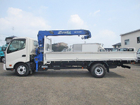 TOYOTA Dyna Truck (With 4 Steps Of Cranes) TKG-XZU730 2013 20,500km_7