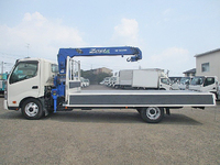 TOYOTA Dyna Truck (With 4 Steps Of Cranes) TKG-XZU730 2013 20,500km_8