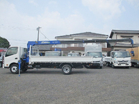 TOYOTA Dyna Truck (With 4 Steps Of Cranes) TKG-XZU730 2013 20,500km_9
